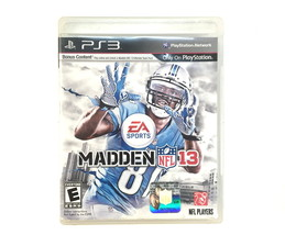 Sony Game Madden 2k13 - $15.99