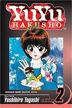 Used Yuyu Hakusho Vol 2 English Manga - $5.99