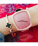 Minimalist Watch Women Quartz Luxury Waterproof Ladies Creative Bracelet... - $21.99