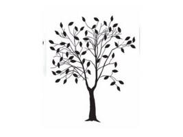 Darice Tree with Leaves Embossing Folder #1215-50