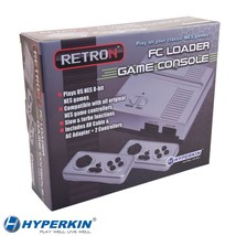 Hyperkin Retron 1 Silver Console for NES Games New In The Box! - $19.99