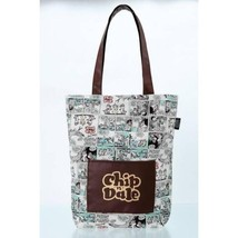 Disney Character Chip & Dale Comic Vintage Tote Bag Shoulder Color Touch - $48.51