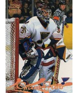 1997-98 Pacific Paramount Grant Fuhr Blues / Oilers Coyotes - $2.00