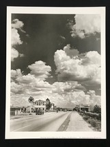 LIFE MAGAZINE Photograph Feininger ROUTE 66 9x12 Lithograph Portfolio Print - $23.19