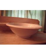 Powell & Bishop Ironstone China White Basin/Bowl-Vintage - $320.00