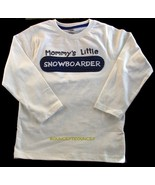 NWT Gymboree Snowboard Legend Mommy's Tee Long Sleeve Sz 5T - $9.99