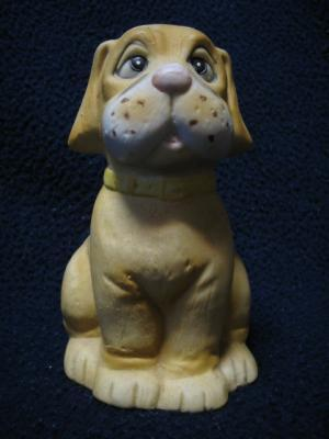 Puppy Dog Collectible Bell