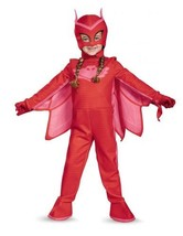 Owlette Deluxe Toddler PJ Masks Jumpsuit with Attached Boot Covers, Large/4-6X  - $56.46
