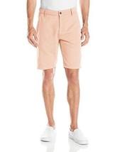 7 For All Mankind Men's 10-Inch Cotton Linen Chino Shorts - Desert Rose,... - $64.30