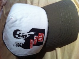 "MARC JACOBS Al Gore limited edition ""Give 'Em Hell, Al"" TRUCKER HAT CAP RARE NEW - $75.00"
