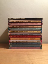 1970s/80s Nancy Drew Mystery Stories Books by Carolyn Keene