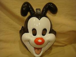 Animaniacs Mask Pvc Mask Yakko New  - $5.95