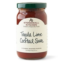Stonewall Kitchen Tequila Lime Cocktail Sauce, 8.5 Ounces