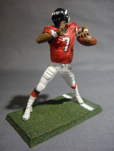 "ATLANTA FALCONS MICHAEL VICK 3"" FIGURE #7 NEW NFL - $5.89"