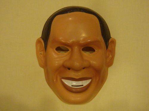 BARACK OBAMA MASK PVC MASK NEW MASK
