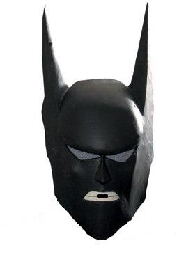 BATMAN BEYOND BATMAN OF THE FUTURE CHILD MASK VINYL NEW