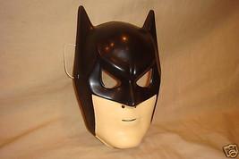 Batman Mask Dark Knight Pvc Child Size Haloween Mask - $5.99