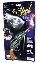 BILLY YANK TOY CAP GUN / PISTOL CIVIL WAR REPLICA PROP - $21.95
