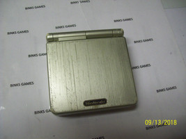 GameBoy Advance SP Handheld Console - GOLD  - $61.97