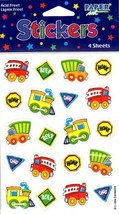 Paper Art Around Town 80 Count Sticker Set  - $2.99
