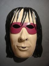Bret The Hit Man Hart Wcw Wwe Wrestler Pvc Mask - $6.88