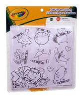 Crayola Color Your Own Shaky Stickers  - $3.99