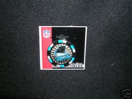 Carolina Panthers Pin Poker Chip Pin Nfl Pin New Pin - $3.95