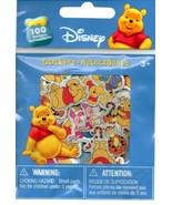 Disney Winnie The Pooh 100 Count Die Cut Stickers  - $2.99