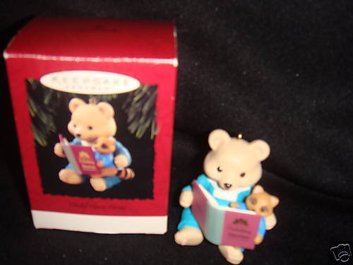 CHILD CARE GIVER HALLMARK KEEPSAKE ORNAMENT 1994