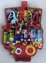 Disneyland Resort 2020 Mickey and Friends Acrylic Magnet - New - $12.95