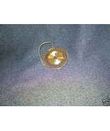 "CYMBAL ORNAMENT MUSICAL INSTRUMENT 4"" ORNAMENT NEW - $5.95"