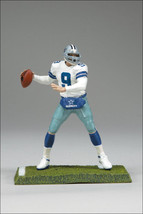 "DALLAS COWBOYS TONY ROMO 3"" FIGURE #9 NEW NFL - $3.95"