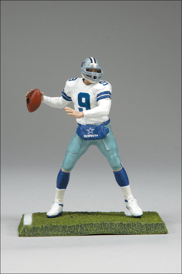 "DALLAS COWBOYS TONY ROMO 3"" FIGURE #9 NEW NFL"