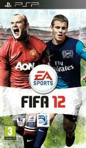 FIFA 12 (PSP) Polish Import New & Factory Sealed - $28.87