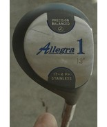 Nice Gently Used Allegra Precision Balanced 1 Driver Golf Club, VG COND - $19.79