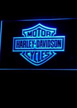 Harley Davidson Motorcyle LED Neon Sign - $55.00+
