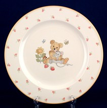 Mikasa Teddy Bear 9.75-in Dinner Plate CC018 Pre-owned Never Used - $7.50