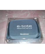 Brookstone E-TOTE: electronics carry all - $21.99