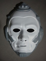 Dc Comics Batman Mr Freeze Halloween Mask Pvc New - $9.95