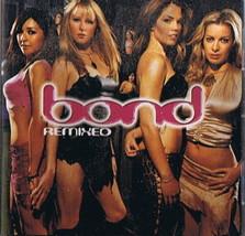 CD Bond Remixed - $4.00