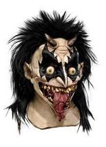 Demonic Plague Demon Mask Latex Mask Deluxe Mask New   - $32.95