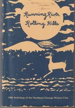 Running river  rolling hills