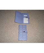 COACH Multi Card Case Lilac Checkbook Wallet (Coach F60551)  - $65.99