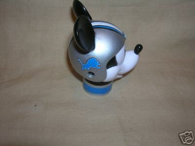 DETROIT LIONS MICKEY MOUSE CAR ANTENNA TOPPER NFL