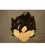 DRAGON BALL-Z MASK GOKU PVC HALLOWEEN MASK COLLECTIBLE - $5.99
