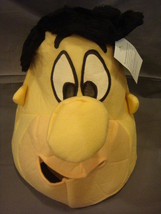 The Flintstones Fred Oversized Soft Foam Mask Adult New - $12.95