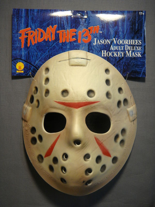 FRIDAY THE 13TH JASON VOORHEES HALLOWEEN EVA MASK ADULT