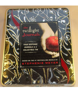 New Twilight Saga 4 Hard Cover Books Blank Journals 96 Pages Each & Keep... - $19.99