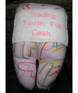 BarbieHearts Tooth Fairy Pillow - Style 2 - $10.00