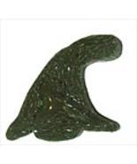 """Pumpkin Stem 2328 handmade clay button 1"""" JABC Just Another Button Co - $1.60"""